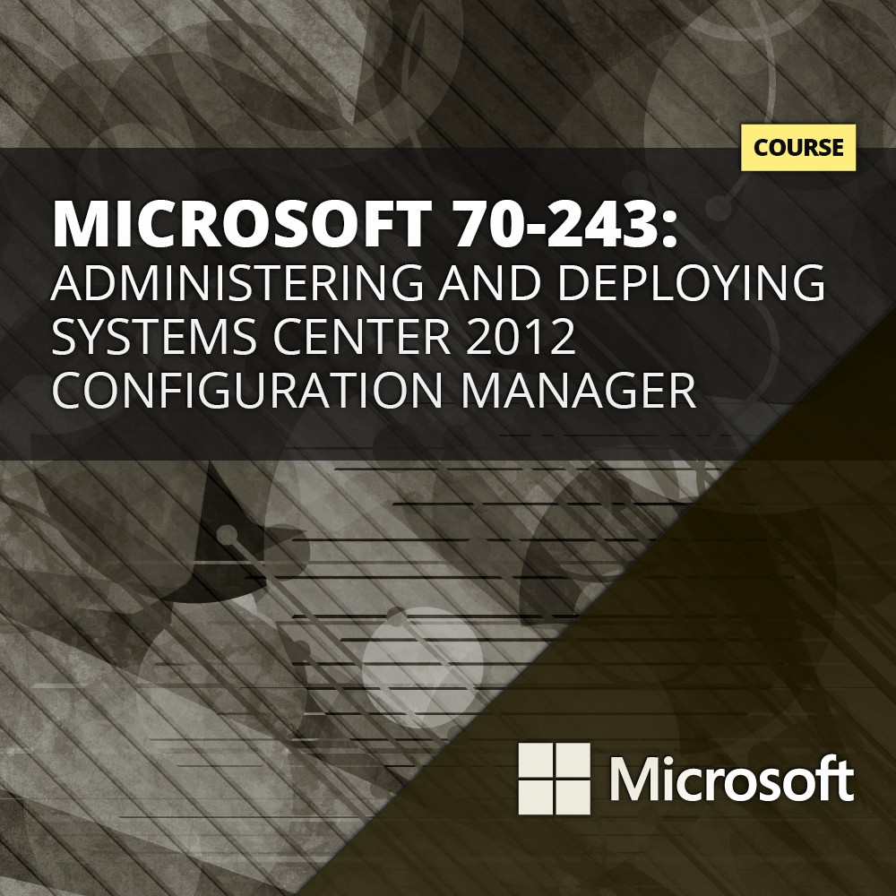 Hot Microsoft 70 243 Dumps Exam Questions And Answers
