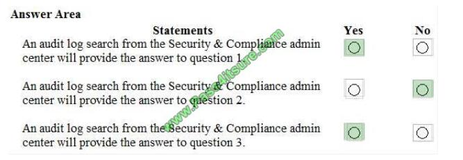 Pass4itsure MS-101 exam questions-q7-2